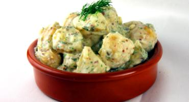 Quick and Light Classic Potato Salad